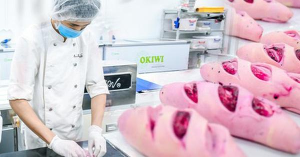 Cận cảnh quy trình sản xuất bánh mì thanh long của Việt Nam được báo Mỹ hết lời khen ngợi