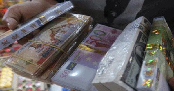 In tiền âm phủ như tiền thật, xử lý sao?
