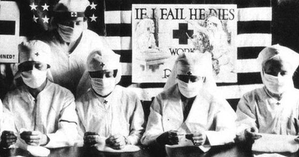 Hơn 100 năm trước, Mỹ từng là nước tiên phong về việc đeo khẩu trang chống dịch: Điều gì đã thay đổi?
