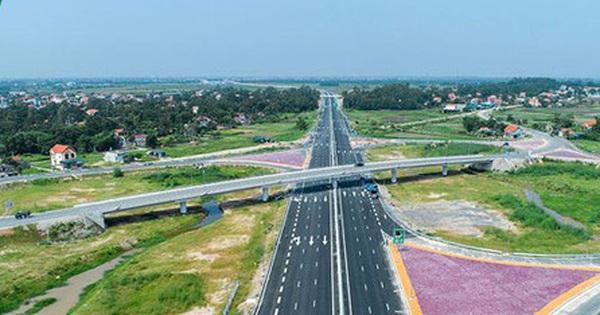 Thống nhất chủ trương chuyển đổi 8 dự án cao tốc Bắc - Nam sang đầu tư công