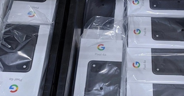 Hình ảnh vỏ hộp, thân máy Pixel 4a bất ngờ xuất hiện tại Việt Nam, càng thêm khẳng định Google đã chuyển dây chuyền về đây