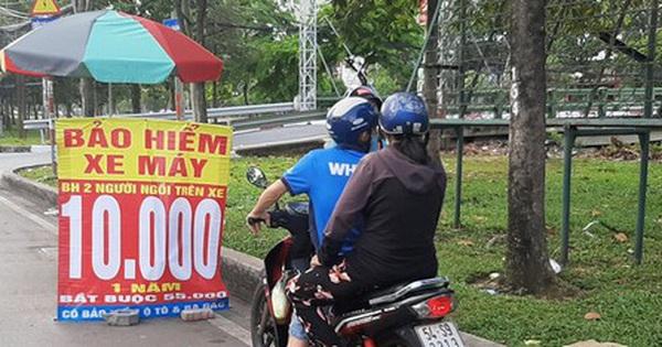 Bảo hiểm xe máy: bồi thường ít, hoa hồng cho đại lý cao ngất ngưởng