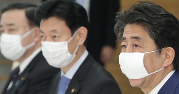 Uy tín chính phủ Nhật Bản giảm xuống mức thấp nhất trong 2 năm