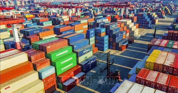 UNCTAD: Xuất khẩu hàng hóa toàn cầu sang Trung Quốc có thể giảm tới 46%