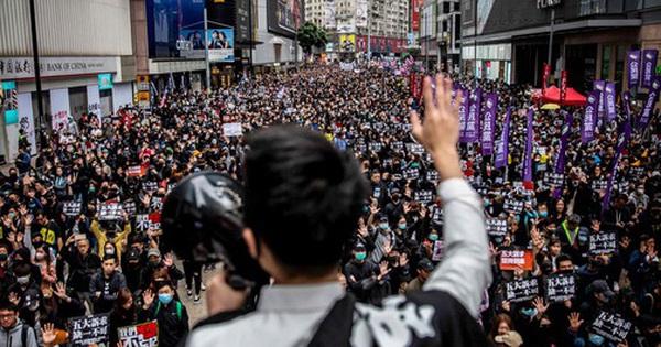 Ngoại trưởng Mỹ ''lấp lửng'' về phương án cho phép người Hồng Kông tới Mỹ sinh sống
