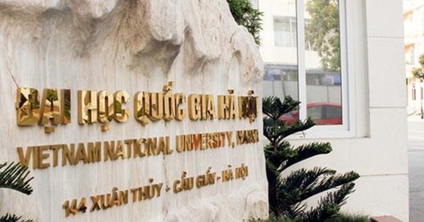 Đại học Quốc gia Hà Nội xếp số 1 Việt Nam trong Bảng xếp hạng đại học châu Á của Times Higher Education
