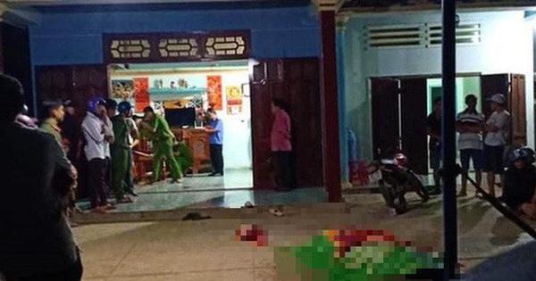 Quảng Nam: Nổ súng trong đêm 4 người thương vong
