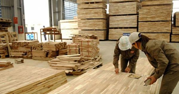 Vụ doanh nghiệp gỗ kêu cứu: Tạm cho xuất khẩu thuế suất 0%