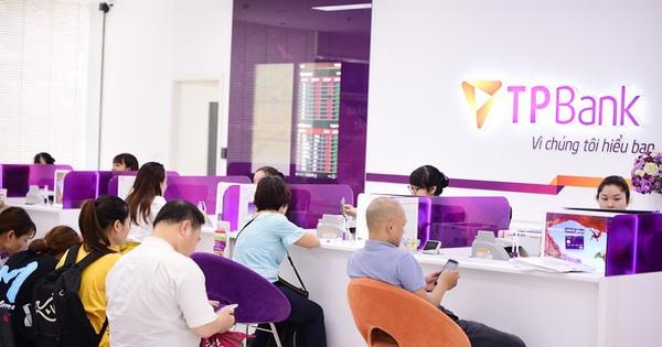 TPBank tiếp tục điều chỉnh phương án tăng vốn