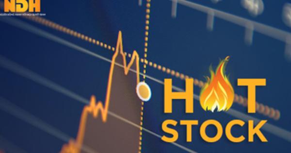 Một cổ phiếu tăng hơn 160% trong hơn 1 tuần