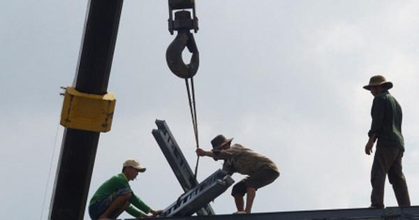 Cầu sắt An Phú Đông sắp hoạt động, người dân TPHCM hết cảnh ''lụy phà''