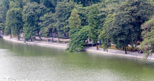 Diện mạo Hồ Gươm thay đổi ra sao trước ngày ''về đích''?
