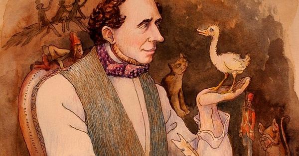 Nhà văn Andersen được mệnh danh là ''Ông vua truyện...