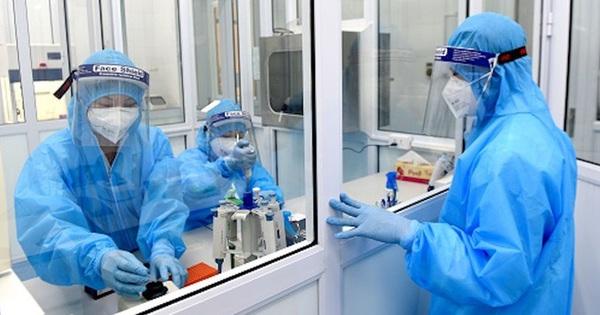 Thêm 1 ca mắc COVID-19 mới, Việt Nam có tổng 1.549 ca bệnh