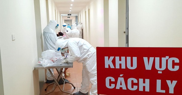 Việt Nam có thêm 2 ca nhập cảnh mắc COVID-19