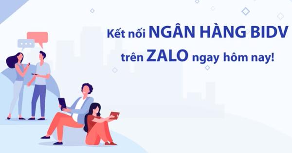 Ngân hàng đầu tiên trong Big4 hỗ trợ khách hàng trên Zalo