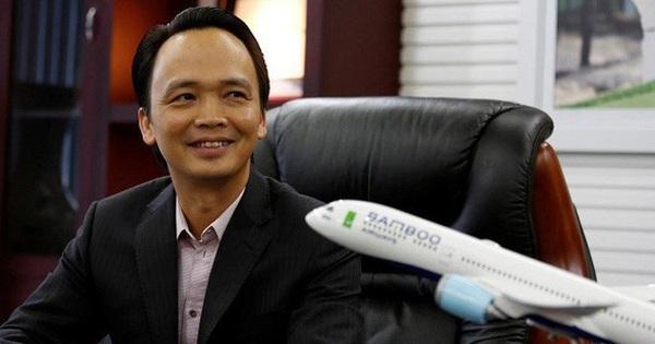 Tỷ sở hữu giảm xuống còn 39,4%, Bamboo Airways không còn là công ty con của FLC?