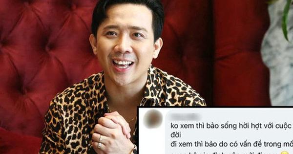 Trấn Thành: ''Phim Bố Già của tôi càng thành công chứng tỏ người Việt có vấn đề về tâm lý càng lớn nên họ mới đi xem và đồng cảm''
