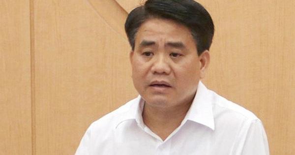 Luật sư phân tích về việc ông Nguyễn Đức Chung đang thi hành án tiếp tục bị khởi tố, chuyển tạm giam