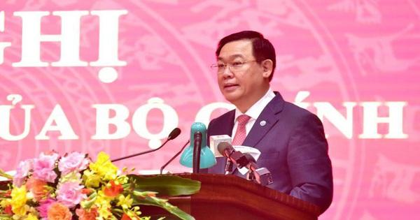 Ông Vương Đình Huệ mong cán bộ Hà Nội thông cảm vì ''có lúc phát biểu to hơn bình thường''