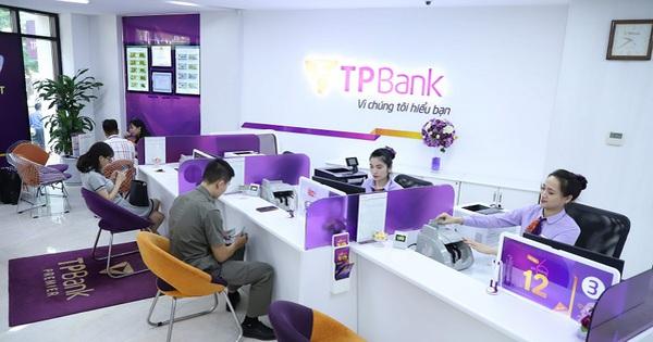TPBank được chấp thuận tăng vốn điều lệ thêm 1.000 tỷ đồng