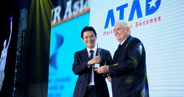 Kết cấu thép ATAD được HR Asia Awards bình chọn là ''Nơi làm việc tốt nhất Châu Á''