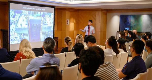 The Marq thu hút nhà đầu tư Hồng Kông
