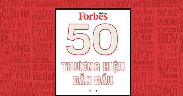 Tập đoàn Nam Long (Hose: NLG) lần thứ 2 có tên trong danh sách 50 thương hiệu dẫn đầu Việt Nam