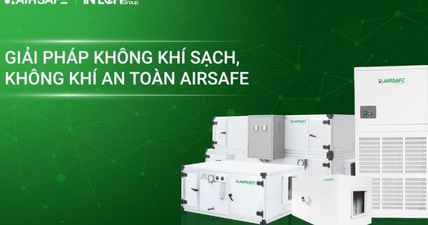 Intech Group ra mắt giải pháp lọc khí thương hiệu Việt...
