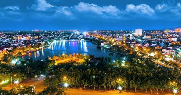 Thành phố Vinh – những điểm nhấn tạo nên sức hút nhà đầu tư