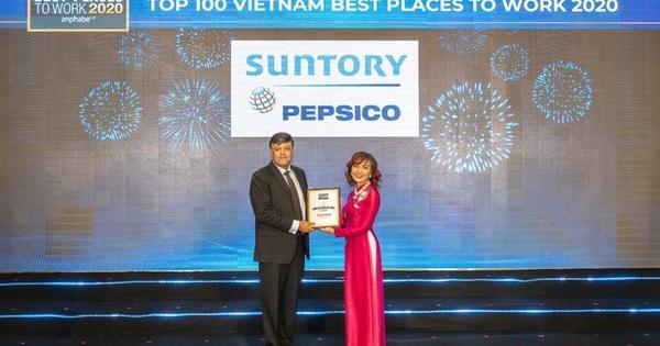 Suntory PepsiCo giữ vị thế công ty đồ uống không cồn uy tín nhất Việt Nam(*)