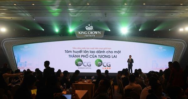 Chính thức giới thiệu dự án biểu tượng King Crown Infinity