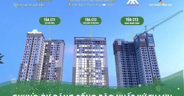 Hơn 700 căn hộ chung cư Xuân Mai Tower Thanh Hóa đã...