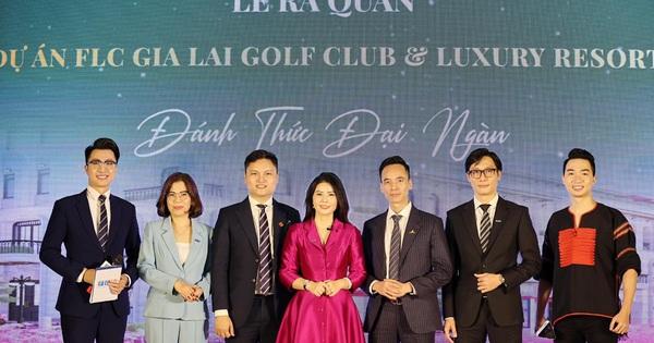 Chính thức ra mắt FLC Gia Lai quy mô bậc nhất Tây Nguyên