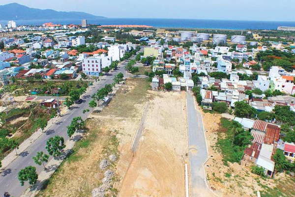 Đà Nẵng được chuyển gần 44 ha đất trồng lúa để làm dự án khu đô thị