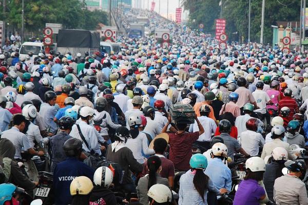 Lộ diện tỉnh có dân nhập cư nhiều hơn cả TP. HCM, Đà Nẵng: Cứ 5 người từ 5 tuổi trở lên ở đây, thì 1 người là đến từ tỉnh khác