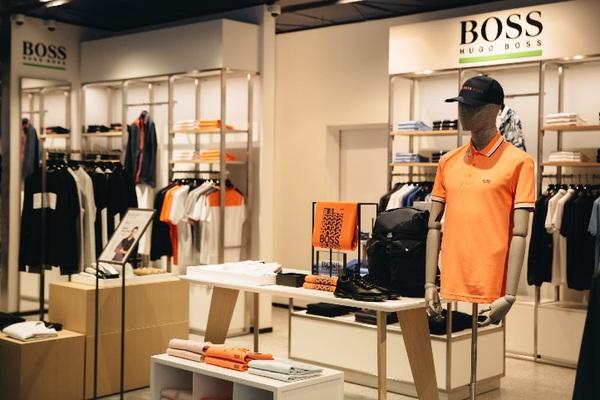 BOSS tái xuất với không gian mua sắm mới dành riêng cho Golfer
