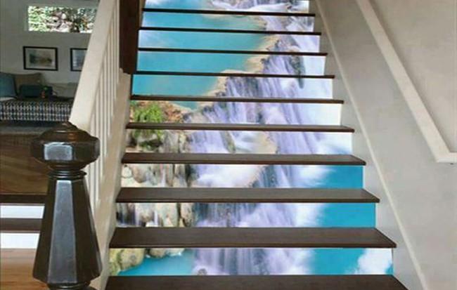 Những mẫu cầu thang trong nhà đẹp ngất ngây