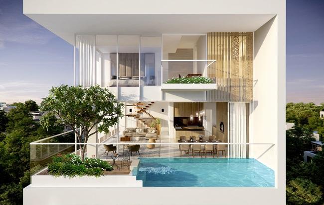 Sky Villas dự án biệt thự xanh độc đáo tại Việt Nam