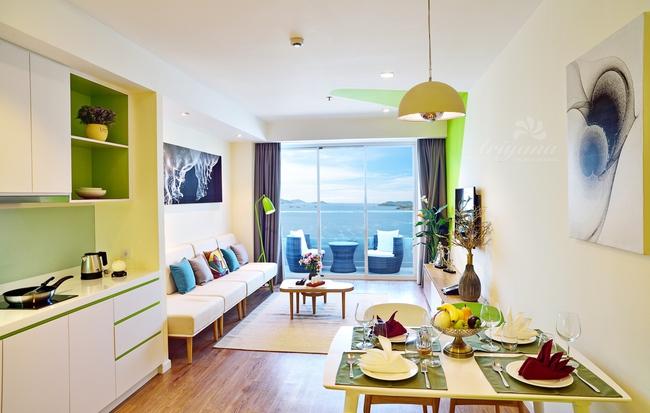 Dự án  Ariyana Smart Condotel Nha Trang bất động sản nghỉ dưỡng 2017