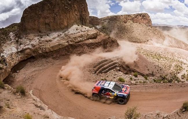 Khám phá giải đua xe địa hình xuyên sa mạc khốc liệt nhất hành tinh Dakar Rally