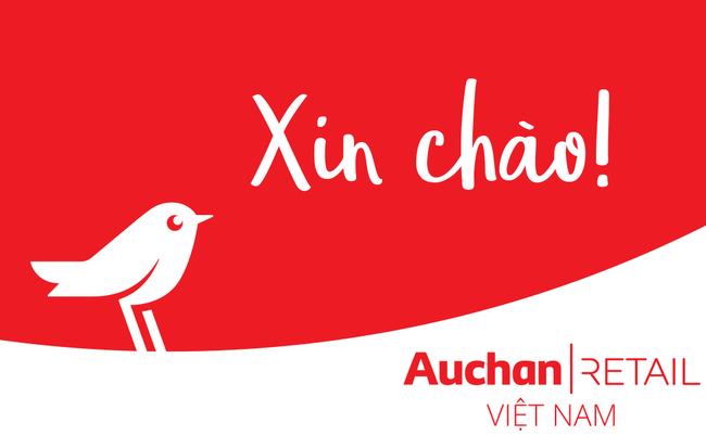 Kết quả hình ảnh cho Auchan Pháp