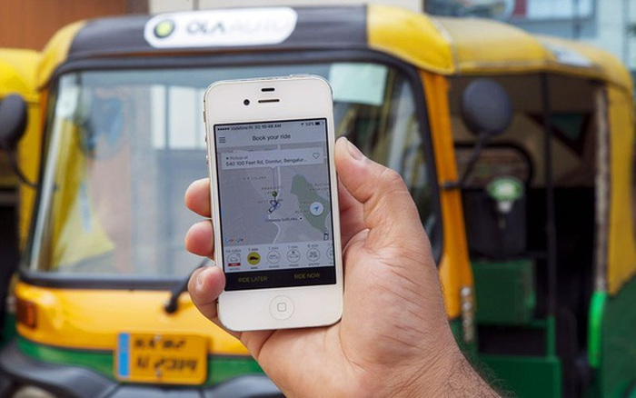 Ola launches a ride-hailing app in London, UK