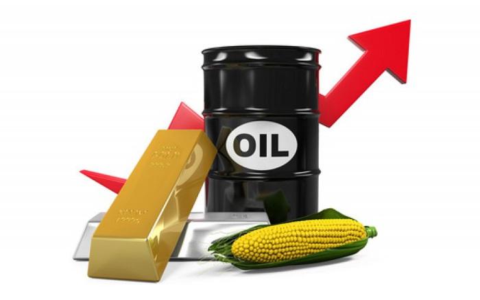 Thị trường ngày 03⁄7: Giá dầu tiếp tục tăng mạnh, vàng và nhiều hàng hoá khác cũng đi lên