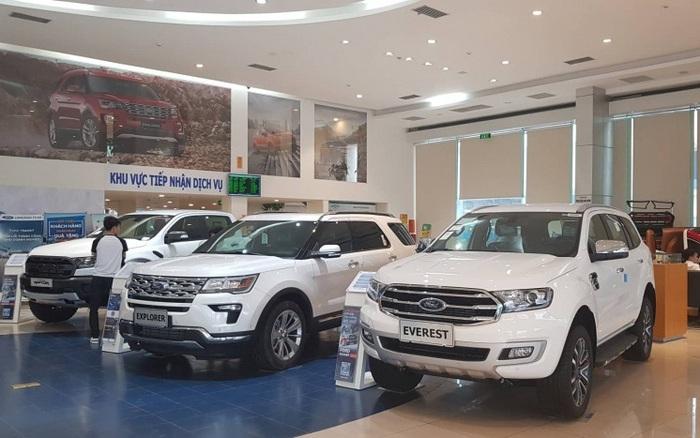 Thị trường ô tô trước sức ép giảm giá do lượng tồn kho quá lớn