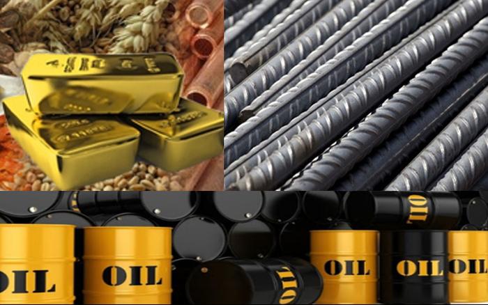 Thị trường ngày 16⁄7: Giá vàng tiếp tục vượt xa mốc 1.800 USD⁄ounce, dầu tăng 2%