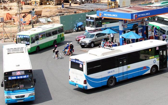 Saigonbus (BSG): 6 tháng đầu năm 2020 lỗ 119 tỷ đồng
