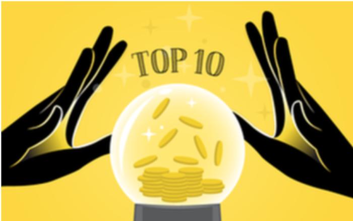 Top 10 cổ phiếu tăng⁄giảm mạnh nhất tuần: Nhóm midcap và penny bị bán mạnh