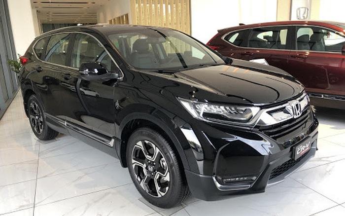 Sát ngày ra mắt Honda CR-V 2021, giá xe đời cũ bất ngờ tăng trở lại vì nhiều người Việt chuộng xe...