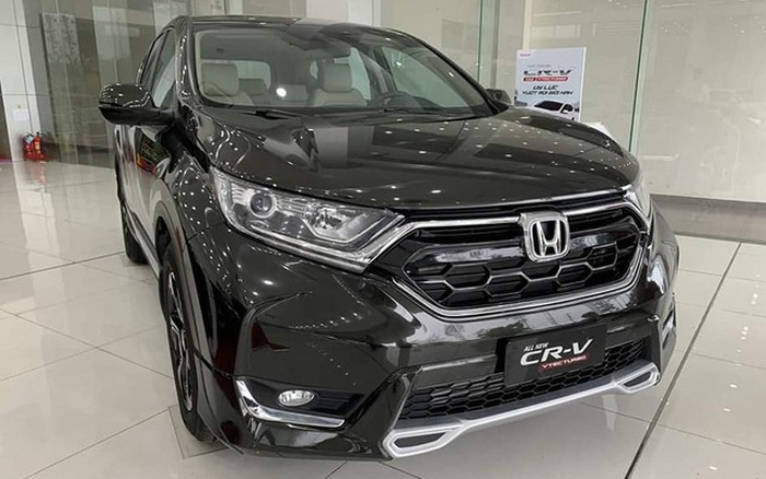Đại lý tìm đủ chiêu xả hàng Honda CR-V đón bản mới: Sau giảm giá là tặng xe phân khối lớn, giá thực...